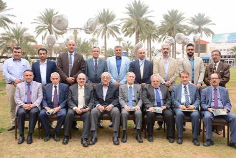 رواد الطب في العراق يحتفون بالنقيب العام واعضاء مجلس النقابه المنتخب