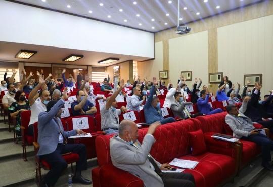 عقد في بغداد اليوم #المؤتمر_العام لنقابة أطباء العراق