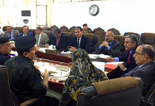 حماية وامن الطبيب ليس شاغل نقابتنا فقط ولكن هو شاغل رئيس مجلس محافظة بغداد كذلك الدكتور رياض العضاض ،
