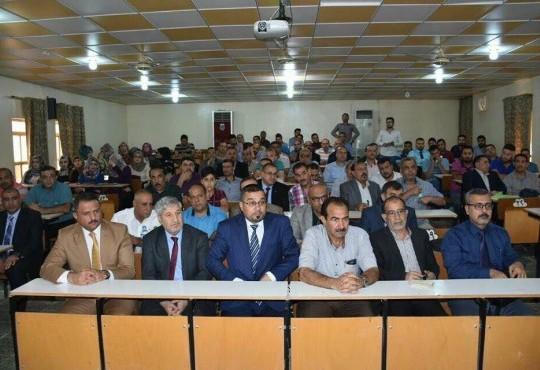 انتخابات نقابة اطباء العراق / فرع الانبار