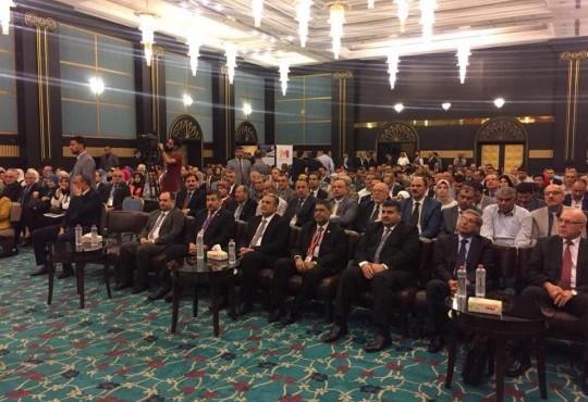 المؤتمر الأول للجمعية العراقية للدراسات والبحوث الطبية