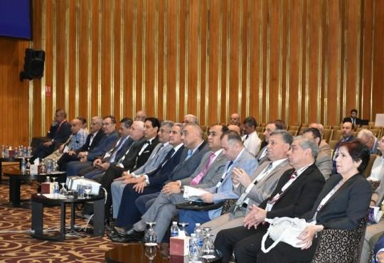 حضر نقيب أطباء العراق الدكتور (( عبد الأمير محسن حسين )) و أعضاء مجلس النقابة صباح اليوم الخميس 19 نيسان 2018