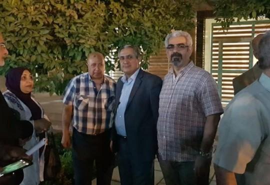 لقاء نقيب أطباء العراق واعضاء مجلس النقابه مع رئيس وأعضاء الجمعية العراقية للتخدير