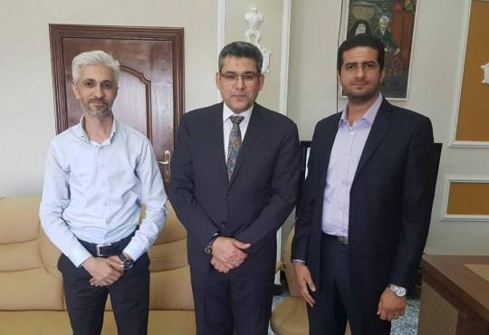 إجتماع ممثلي نقابة أطباء العراق لجنة شؤون المقيمين