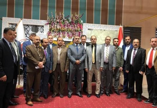 نقابة اطباء العراق / فرع الانبار تعقد اجتماعا طارئا في قضاء الرمادي