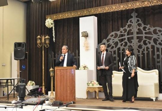 حيث حضر الاحتفالية السيد نقيب أطباء العراق الدكتور (عبد الأمير محسن) واعضاء مجلس النقابة والزملاء الحضور الكرام.